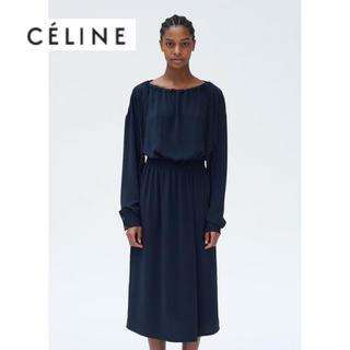 celine - セリーヌ 17-18FW 17-18AW ワンピース フィービー CELINE