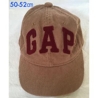 babyGAP - 『新品』babyGap ユニセックス ロゴキャップ50-52㎝