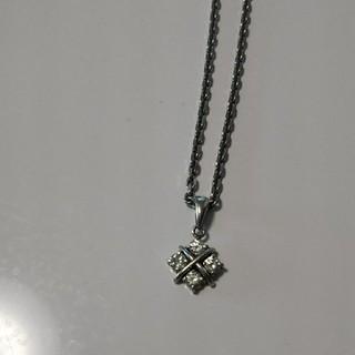 プラチナ 850Pm ダイヤモンド ネックレス