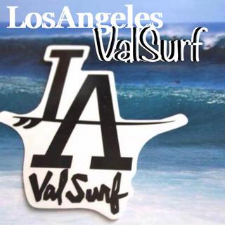 ビラボン(billabong)のVALsurfバルサーフショップnorthLA限定激レアステッカーblack(サーフィン)