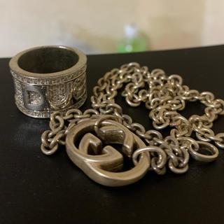 ダブコレクション(DUB Collection)のDUB指輪 GUCCIネックレス 専用(リング(指輪))