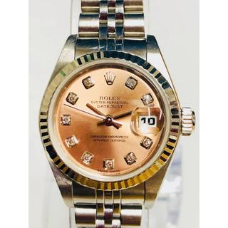 ロレックス(ROLEX)の値下げ ロレックス デイトジャスト 10Pダイヤ  79174G(腕時計)