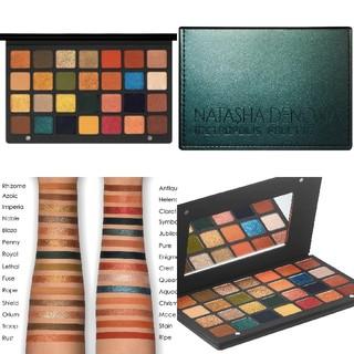 Sephora - NATASHA DENONA 限定 Metropolis Palette