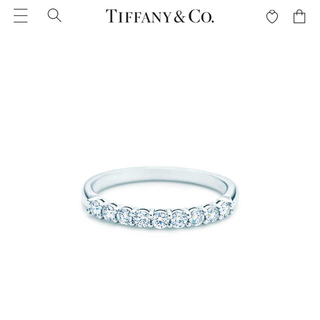 Tiffany & Co. - ティファニー エンブレイスバンドリング