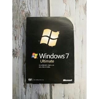 Microsoft - Windows 7 Ultimate