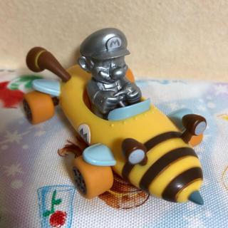 ニンテンドウ(任天堂)のメタルマリオフィギュア(キャラクターグッズ)
