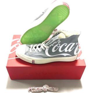 新品 KITH × Coca-Cola × Converse チャックテイラー
