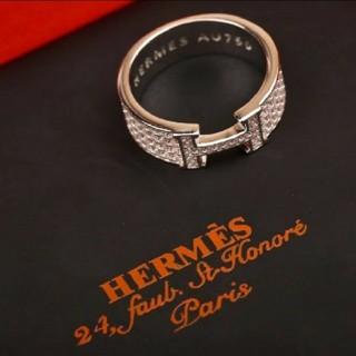 Hermes - エルメス  リング  14号