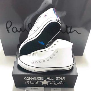正規品 Converse × Paul Smith オールスター ホワイト
