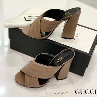Gucci - 1049 新品未使用 グッチ サンダル