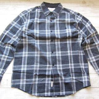 コストコ - W.PROOF 男性 フランネルシャツ XL ネルシャツ/〓ZFY(ネコ)