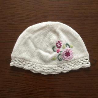 ギャップ(GAP)の子供用帽子 GAP ホワイト(帽子)