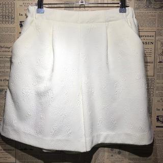 クチュールブローチ(Couture Brooch)のcouture brooch クチュールブローチ ショートパンツ サイズ38(ショートパンツ)
