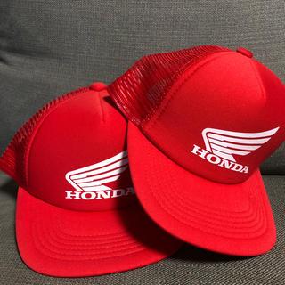 ホンダ - ホンダ HONDA メッシュキャップ キャップ帽子 新品 未使用 グッズ