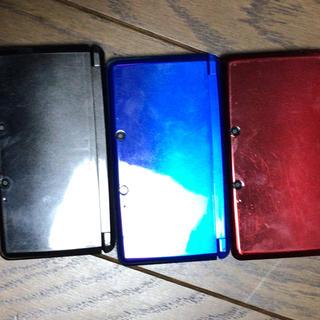 ニンテンドー3DS - 3DS 本体3つ 値下げ不可