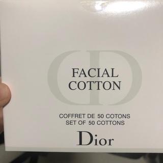 ディオール(Dior)のDior コットン 50枚入(その他)