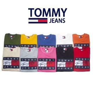 トミーヒルフィガー(TOMMY HILFIGER)の[2枚8000円送料込み]TOMMY トミー長袖 トレーナー10色選択可能(トレーナー/スウェット)