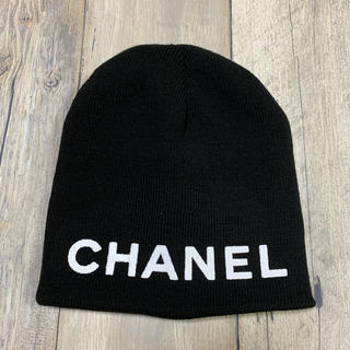 CHANEL - CHANEL  ニット帽