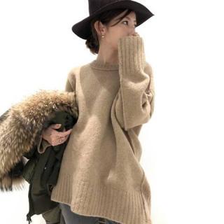 アパルトモンドゥーズィエムクラス(L'Appartement DEUXIEME CLASSE)のL'Appartement☆ Boyfriend Knit(ニット/セーター)