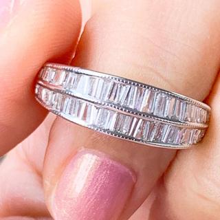 美品❗️0.80ct k18 ダイヤモンドリング k18 ダイヤリング(リング(指輪))