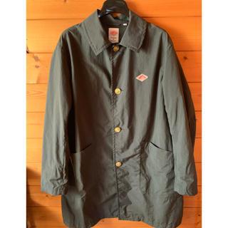 ダントン(DANTON)のDanton nylon taffeta coat(ステンカラーコート)