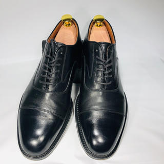 REGAL - リーガル/REGAL/黒/ストレートチップ/内羽式/24.5cm/ 人気/革靴