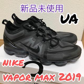 ナイキ(NIKE)のNIKE VAPOR MAX 2019 BLACK GLAY 27.5(スニーカー)