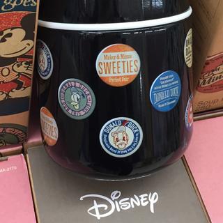 Disney - 新品🌸 ディズニースープポット🌸ブラック