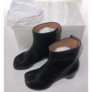 マルタンマルジェラ(Maison Martin Margiela)のマルジェラ maison margiela tabi 足袋ブーツ 35 19SS(ブーツ)
