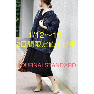 ジャーナルスタンダード(JOURNAL STANDARD)の【2019SS〜AW】JOURNAL STANDARDデニムビッグGジャン(Gジャン/デニムジャケット)