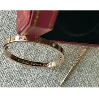 Cartier - Cartier ブレスレット 美品 レディース 17cm