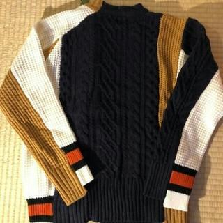 sacai - サイズ2 sacai ニット セーター