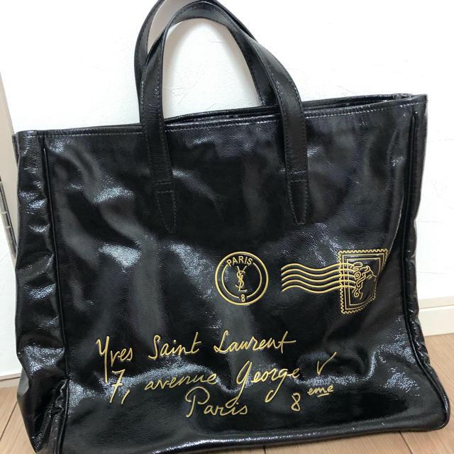 Saint Laurent(サンローラン)のイヴ・サンローランYメールバッグL レディースのバッグ(トートバッグ)の商品写真
