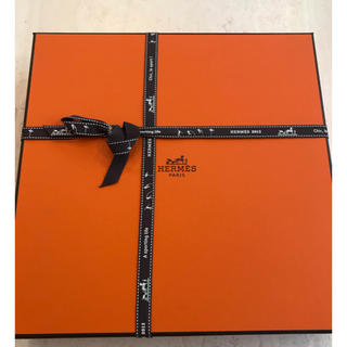 エルメス(Hermes)のエルメス 空箱 リボン付き 超美品 HERMES(ショップ袋)