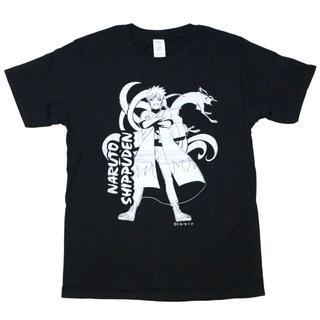 NARUTO/ナルト 仙人ナルトプリントTシャツ ブラックL(Tシャツ/カットソー(半袖/袖なし))