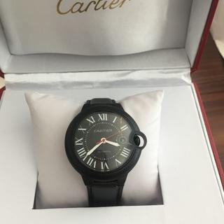 Cartier - カルティエ メンズ 腕時計 ブラック