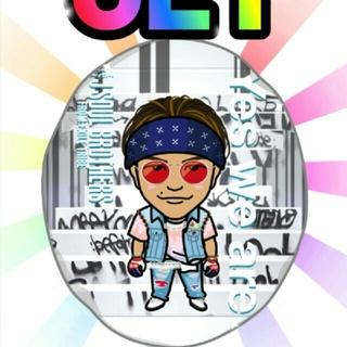 三代目 J Soul Brothers - NAOTO クッション レア