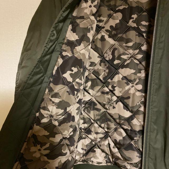JOURNAL STANDARD(ジャーナルスタンダード)のJOURNAL STANDARD MA-1 メンズ メンズのジャケット/アウター(ブルゾン)の商品写真