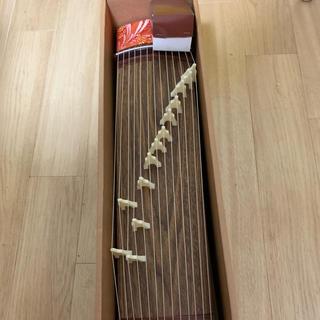 《最終値下げしました》お琴 新品 和楽器(その他)