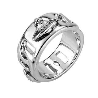 ヴィヴィアンウエストウッド(Vivienne Westwood)のパンクロックリング(リング(指輪))