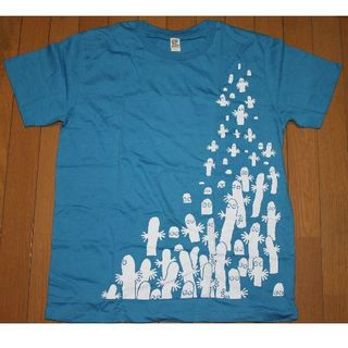 Design Tshirts Store graniph - グラニフ Tシャツ(にょろにょろ)