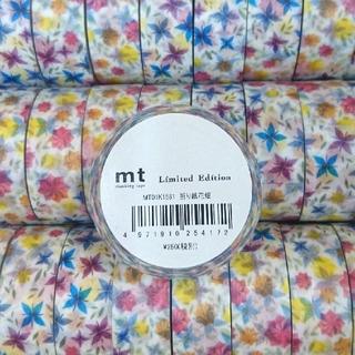 mt - mt 限定 渋谷東急ハンズ マスキングテープ 折り紙花畑