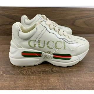 Gucci - Gucci  レディース スニーカー