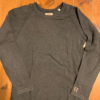 ハリウッドランチマーケット(HOLLYWOOD RANCH MARKET)の専用!ハリウッド ランチ マーケット ロンT 濃グレー(Tシャツ(長袖/七分))