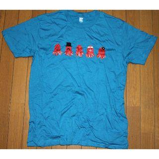Design Tshirts Store graniph - グラニフ Tシャツ(タコさんウインナーファミリー)