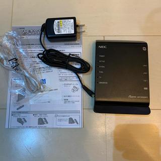 エヌイーシー(NEC)の無線LANルーター NEC PA-WF1200HP2(PC周辺機器)