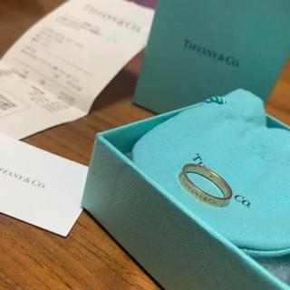 ティファニー(Tiffany & Co.)の値下げ♡Tiffany&co. ティファニー バンドリング18Kローズゴールド(リング(指輪))