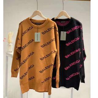 バレンシアガ(Balenciaga)の人気美品Balenciagaシャツ/セーター/均码(ニット/セーター)