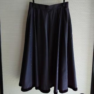 ソワール(SOIR)の東京ソワール フレアースカート(ひざ丈スカート)