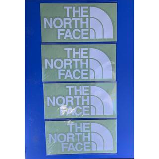 ザノースフェイス(THE NORTH FACE)のノースフェイス カッティングステッカー  4枚(その他)